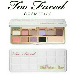 Too Faced White Chocolate